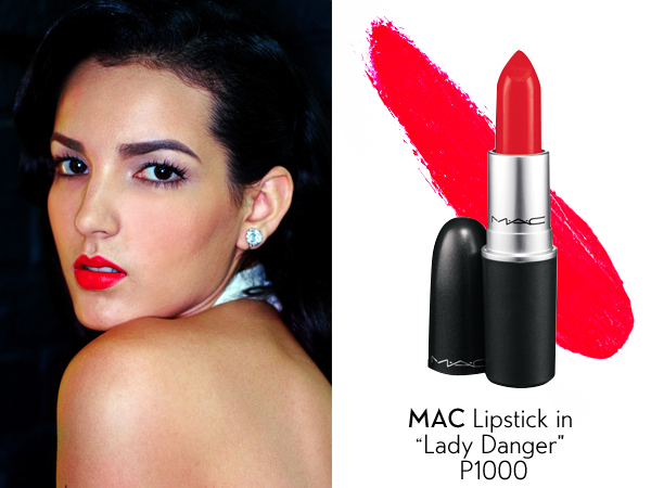 Son MAC USA - Màu lady danger