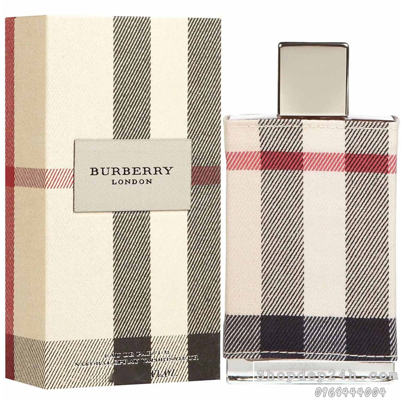 [Burberry] Nước hoa mini nữ Burberry London For Women 4.5ml