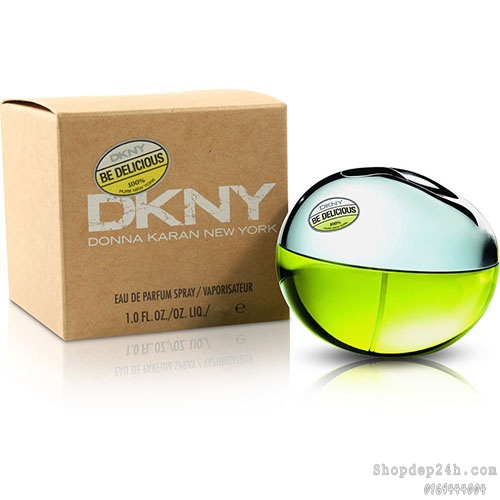 [DKNY] Nước hoa mini nữ DKNY Be Delicious 7ml