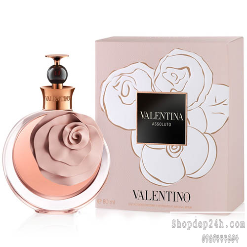 [Valentino] Nước hoa mini nữ Valentino Valentina Assoluto For Women 4ml
