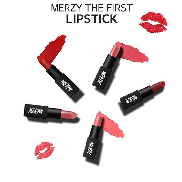 [Merzy] Son lì Merzy The First Lipstick Hàn Quốc